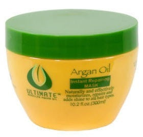 Ultimate Moroccan Argan Oil Instant Repairing Mask (10.2 Oz) - Beauty Empire