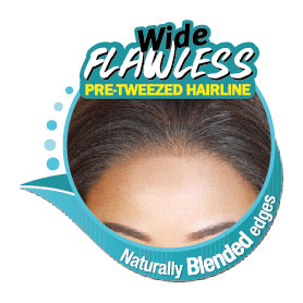 Zury Sis Flawless 13X4 Pre-Tweezed Royal Swiss Lace Front Wig - Luna - Beauty Empire