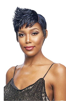 Vanessa Party Lace U-Part Fashion Wig - Up Town