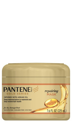 Pantene Gold Series Repairing Mask - 7.6oz - Beauty Empire