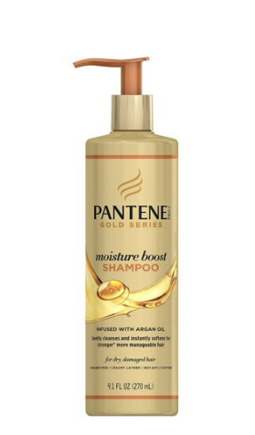 Pantene Gold Series Moisture Boost Shampoo - 9.1oz - Beauty Empire