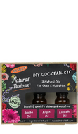 Palmer's Natural Fusions DIY Cocktail Kit 3 Natural Oils For Shine & Hydration - .33oz each - Beauty Empire