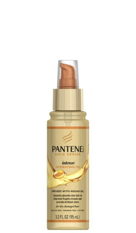 Pantene Gold Series Intense Hydrating Oil - 3.2oz