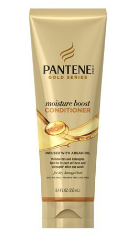 Pantene Gold Series Moisture Boost Conditioner - 8.4oz - Beauty Empire