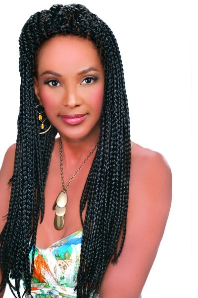 Vivica A. Fox Jumbo 3X Braid - Beauty EmpireVivica A Fox - 2