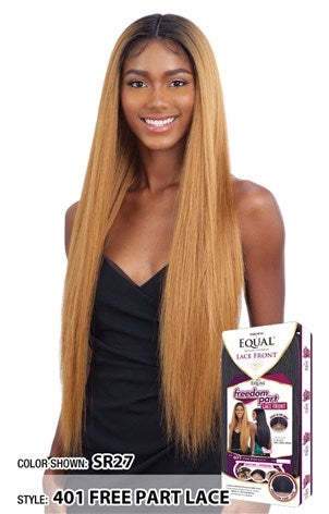 Freetress Equal Freedom Part Lace Front wig - Free Part Lace 401
