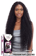 Freetress Equal Freedom Part Lace Front Wig - Free Part Lace 403