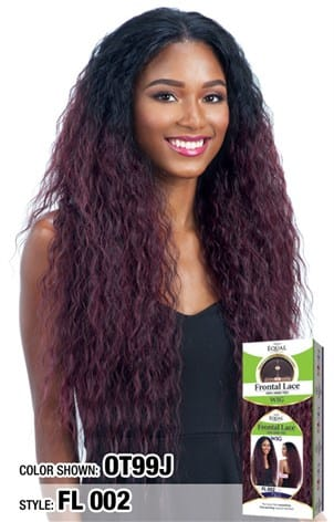 Freetress Equal 100% Hand-Tied Frontal Lace Wig - Frontal Lace 002 - Beauty Empire