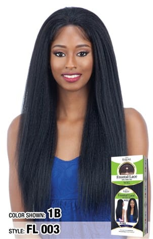 Freetress Equal 100% Hand-Tied Frontal Lace Wig - Frontal Lace 003 - Beauty Empire