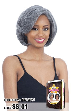 Freetress Equal Silver Star Wig - SS 01