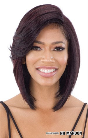 Freetress Equal 5 Inch Lace Part Synthetic Wig - Flowy Bang - Beauty Empire