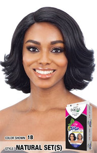 Freetress Equal 5 Inch Lace Part Wig - Natural Set(S) Natural Me