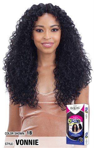 Freetress Equal 5 Inch Lace Part Wig - Vonnie