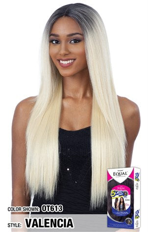 Freetress Equal 5 Inch Lace Part Wig - Valencia