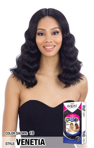 Freetress Equal 5 Inch Lace Part Wig - Venetia - Beauty Empire