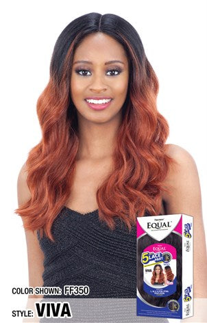 Freetress Equal 5 Inch Lace Part Wig - Viva