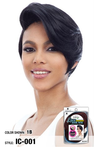 Freetress Equal Lace Side Human Hair Blend Wig - IC 001 - Beauty Empire