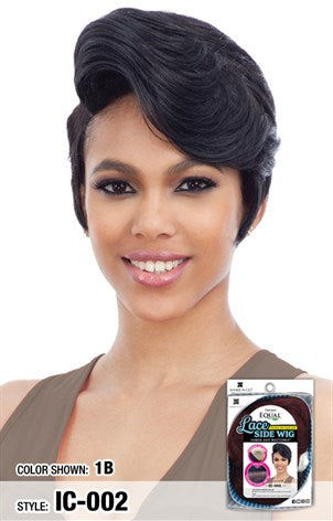 Freetress Equal Lace Side Human Hair Blend Wig - IC 002 - Beauty Empire
