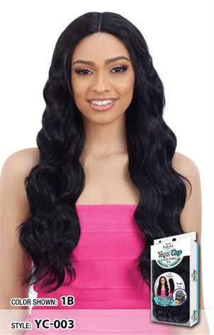 Freetress Equal Yoga Cap Lace Part Synthetic Wig - YC 003 - Beauty Empire
