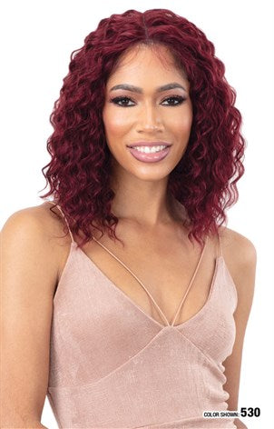 Freetress Equal Lace & Lace 5 Inch Part Lace Front Wig - Crush(S)