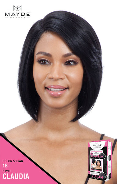 Mayde Beauty 5 Inch Invisible Lace Part Wig - Claudia