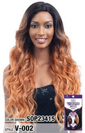 Freetress Equal V Shaped Delux Lace Front Wig - V 002 - Beauty Empire