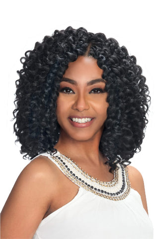 Zury Naturali Star V-8-9-10 Crochet Braid - Wanda Curl