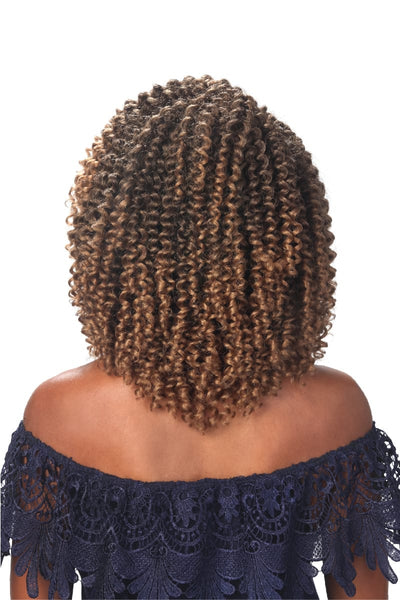 Zury Sis Naturali Star V-Shaped Finish Lace Front Wig - Nat-V Water Wave - Beauty Empire