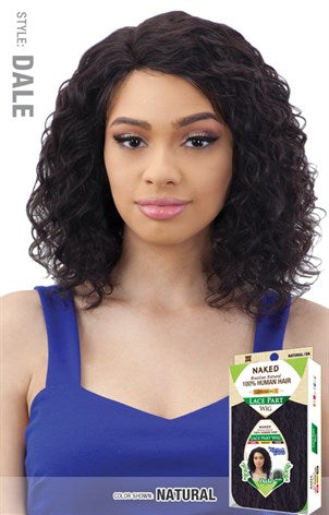 Shake N Go Naked 100% Brazilian Human Hair R-Part Wig - Dale - Beauty Empire