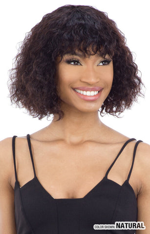 Shake N Go Naked Nature 100% Human Hair Wig - Whitney