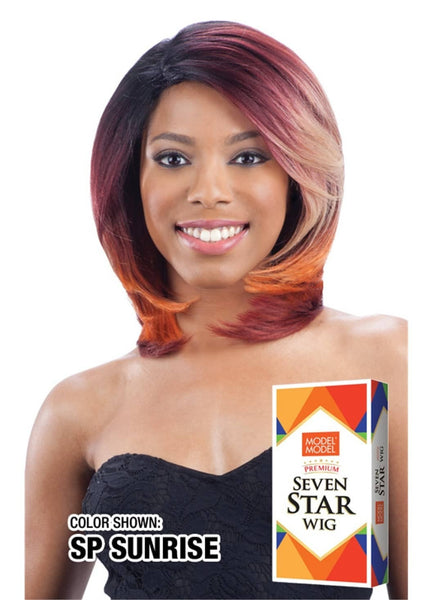 Model Model Premium Seven Star Wig - Madena - Beauty Empire