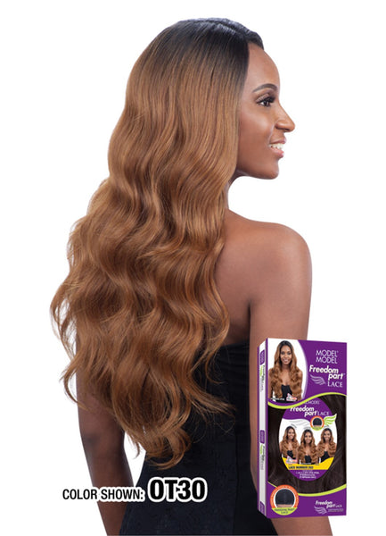 Model Model Freedom Part Lace Front Wig - 202 - Beauty Empire