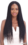 Freetress Premium Synthetic Braided Lace Wig - Million Twist