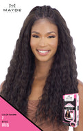 Mayde Beauty Pre-Braided Synthetic Lace Frontal Wig - Iris