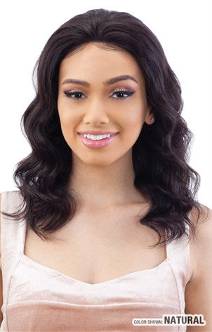 Shake N Go Girlfriend 100% Virgin Human Hair Lace Front Wig - GF Loose Deep