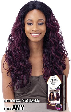 Freetress Equal Invisible Lace Part Wig - Amy