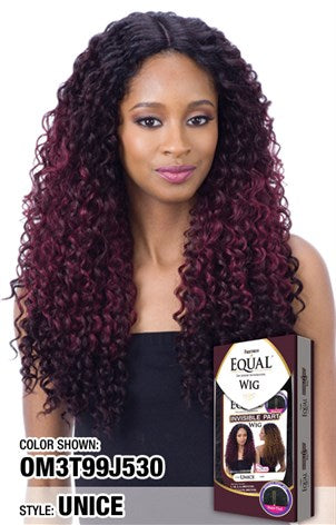 Freetress Equal Invisible Lace Part Wig - Unice