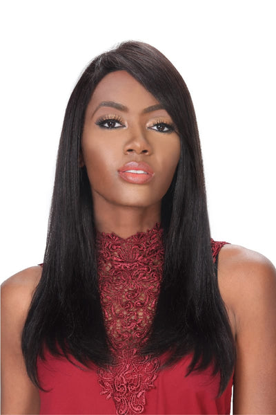 Zury Sis Royal 4X4 100% Human Hair Lace Front Wig - HRH Yandy - Beauty Empire