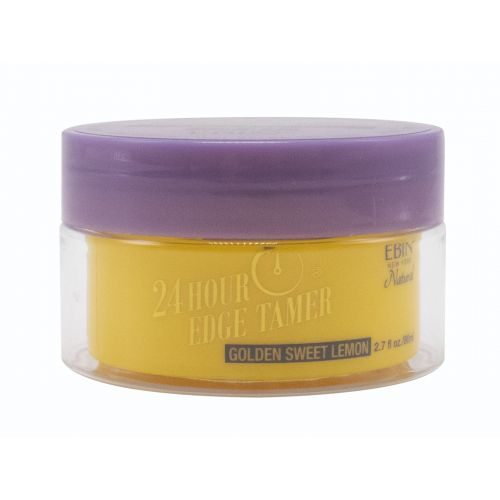EBIN New York Argan Oil Edge Tamer Extreme Firm Hold (Edge Control) 2.7 Ounce With Scent