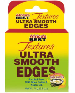 Africa's Best Textures Ultra Smooth Edges (2.5 oz) - Beauty Empire