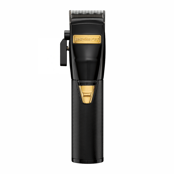 Babyliss Pro Black FX Cordless Clipper - Limited Edition Stay Gold Sofie Pok - Beauty Empire