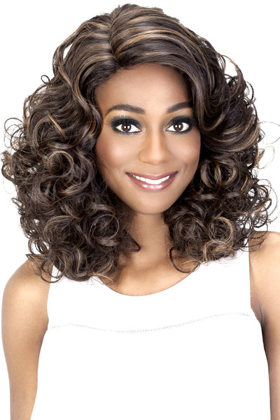 Vivica A. Fox Pure Stretch Cap Synthetic Wig - Cantrice - Beauty Empire