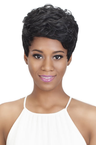 Vivica A. Fox Pure Stretch Cap Wig - Clara - Beauty EmpireVivica A Fox - 2