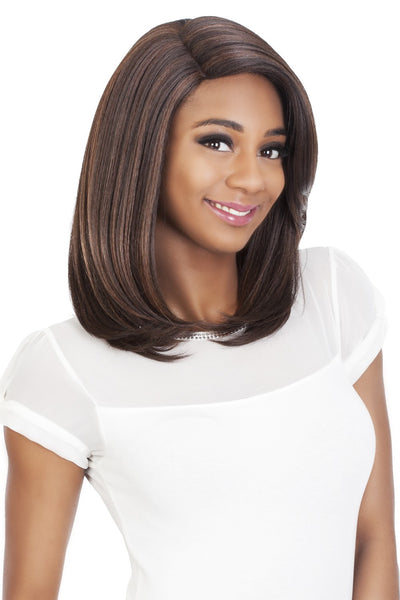 Vivica A. Fox Pure Stretch Cap Synthetic Wig - Courtney - Beauty Empire