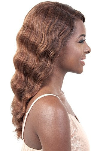 Motown Tress Brazilian Remy 100 % Human Hair Lace Front Wig - L.Bea - Beauty Empire