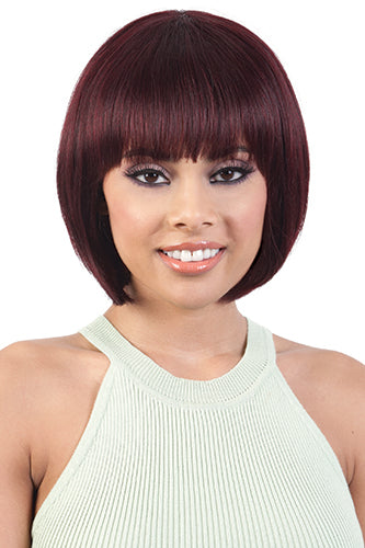 Motwon Tress Go Girl 100% Human Hair Wig - GGH Maki - Beauty Empire