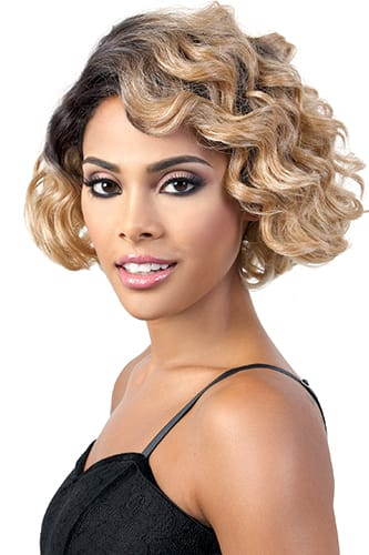 Motown Tress C-Curve Deep Lace Part Wig - DP.Sola