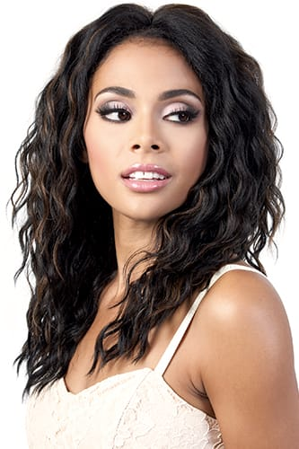 Motown Tress Let's Lace Lace Front Wig - L.Melany