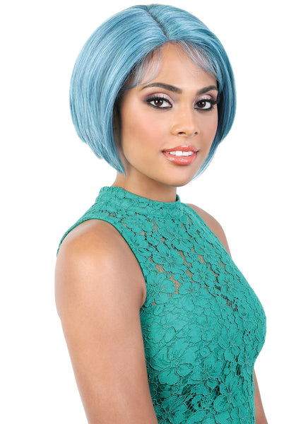 Motown Tress Let's Lace Deep Part Lace Front Wig - LDP Anita - Beauty Empire