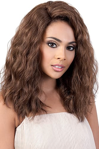 Motown Tress Let's Lace Deep Part Lace Front Wig - LDP Fenty